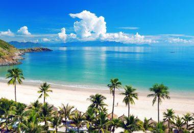 Danang city Beach