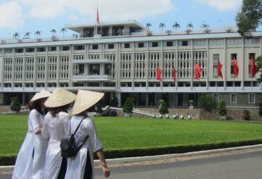 Ho Chi Minh City Reunification