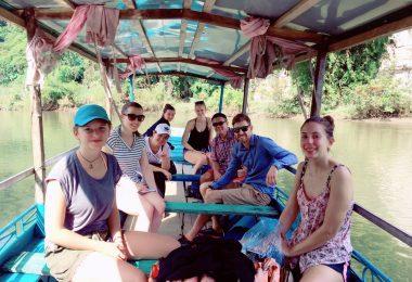 Ba Be Lake Boat Trip