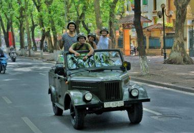 Hanoi Jeep Tours