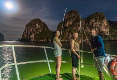 LAN HA BAY ISLAND FISHING TOUR